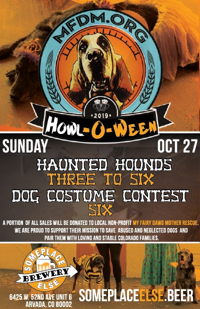 EVENT: Howl-o-ween Sunday Oct 27, 2019